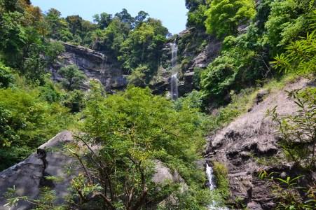 Namsanam waterfall