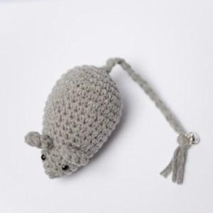 myszka z kocimiętką i walerianą