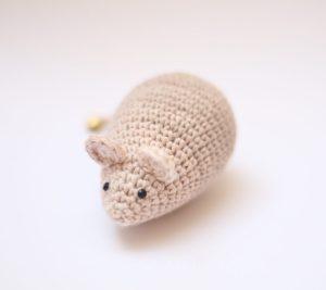 myszka dla kota z kocimiętką