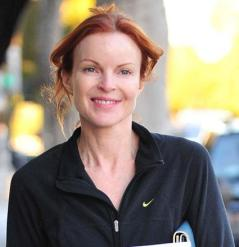marcia-cross-fara-machiaj