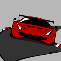 Design: Ferrari 488 GT3