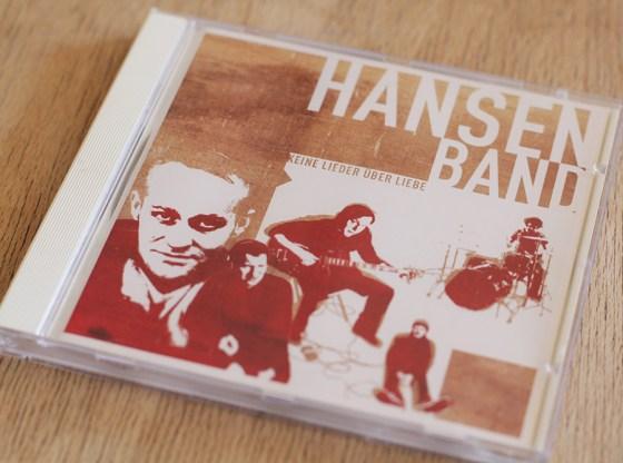 Hansen Band - Keine Lieder Über Liebe CD