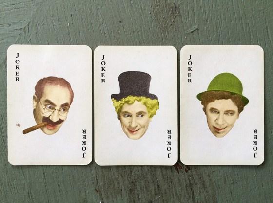 Three Jokers, 2016