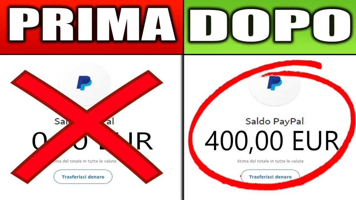 Come Guadagnare 400€ Cliccando i BOTTONI! (Prove di Pagamento)