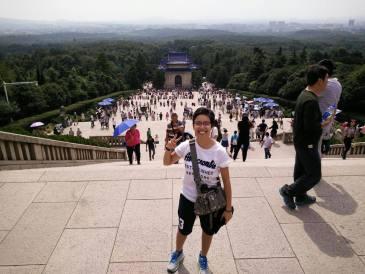 Dr. Sun's memorial palace