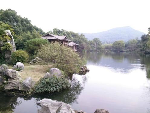 The beautiful West Lake