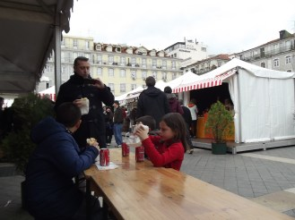 Locals enjoyed food fair