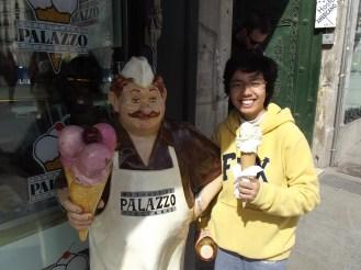 Fantastic gelato