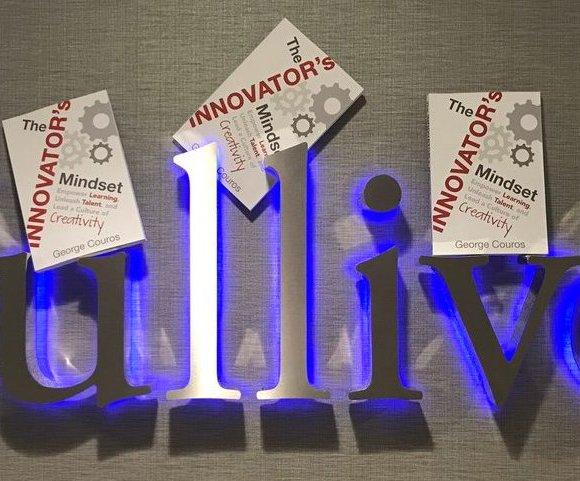 Innovator's Mindset Mini Keynote-a-thon