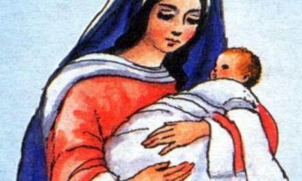 María, referente de nuestra fe (III)