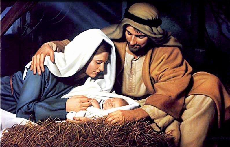 Oración para el tiempo de Navidad