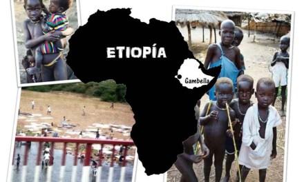 Feyda y las adopciones en Etiopía