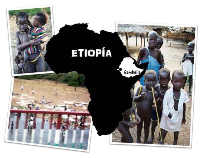 MEJORA DE LA EDUCACIÓN PRIMARIA EN EL ÁREA DE JIMMA - ETIOPÍA