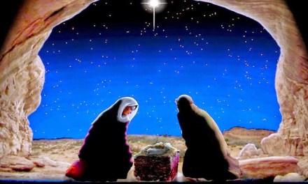 María, estrella del Año Nuevo