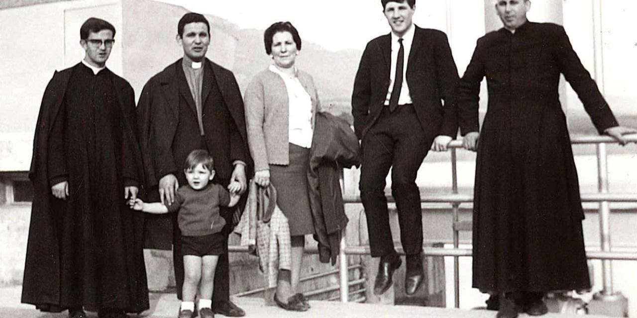 Evocaciones al atardecer (XI): Mis primeros pasos: Pamplona, Sept. 1965-Sept. 1967.