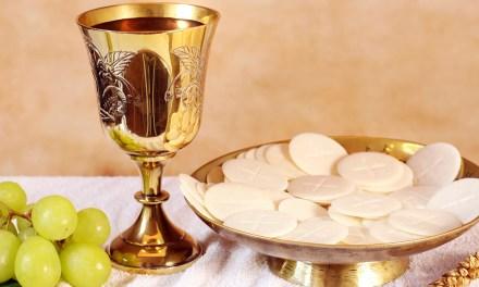 Tríptico para la Eucaristía: 2. Te amo