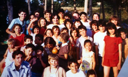 """Pequeña historia de la Comunidad del Olivar. 2.- """"El Olivar"""", una experiencia creativa de evangelización rural"""