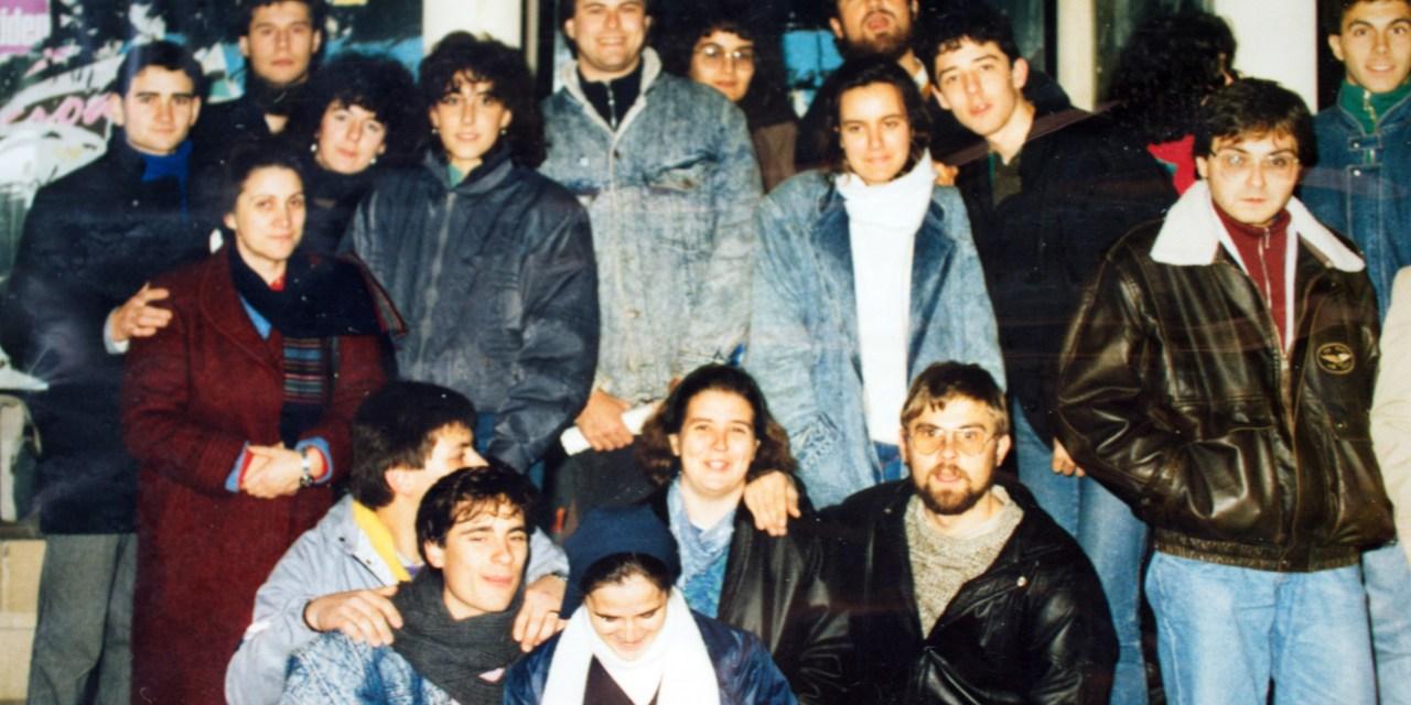 """Pequeña historia de la Comunidad del Olivar. 3.- El """"Olivar"""", una escuela de discernimiento vocacional"""