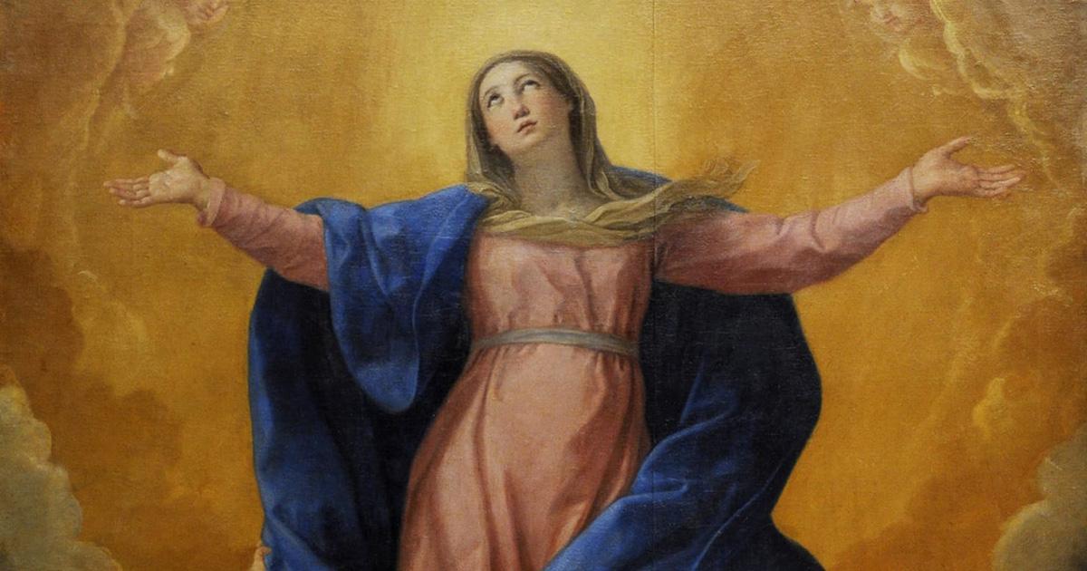 La figura de María, un rayo de luz en una noche oscura