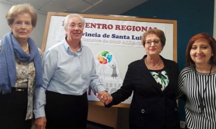 Un canto a la esperanza: Encuentro de las AIC de Santa Luisa en Albacete