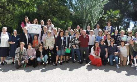 La Familia Vicenciana de Santa Luisa se reúne en Los Almendros
