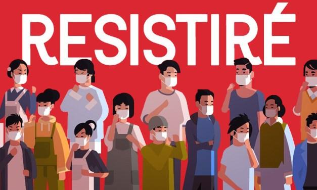 Resistiré: una traducción libre a la vida real