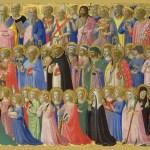 Tras las huellas de los santos