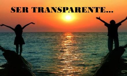 La transparencia interior, camino seguro para la realización personal (Power Point)