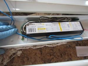 T12 Fluorescent Light Replacement
