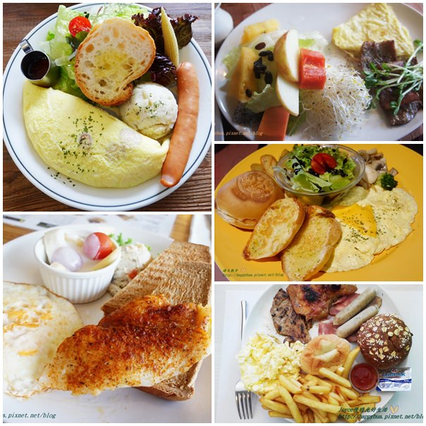 台中西區早午餐口袋名單~精選10家優質早午餐 約會聚餐好選擇