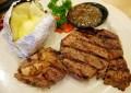 台中吃到飽|龐德羅莎牛排沙拉中港店PONDEROSA~點排餐送沙拉吧吃到飽 小資家庭善用週三家庭日省更多