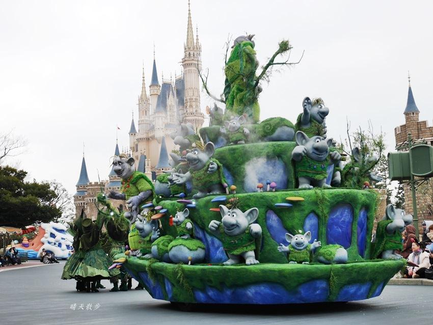東京迪士尼 冰雪夢幻大遊行 最終章~2018東京迪士尼樂園特別活動「安娜與艾莎的冰雪夢幻」(至2018 /3/19)