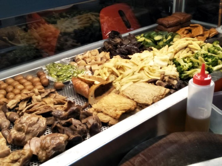 南屯滷味 藏香滷味~街頭風味冷滷 滷味品項豐富 當配菜、宵夜、零嘴都好吃