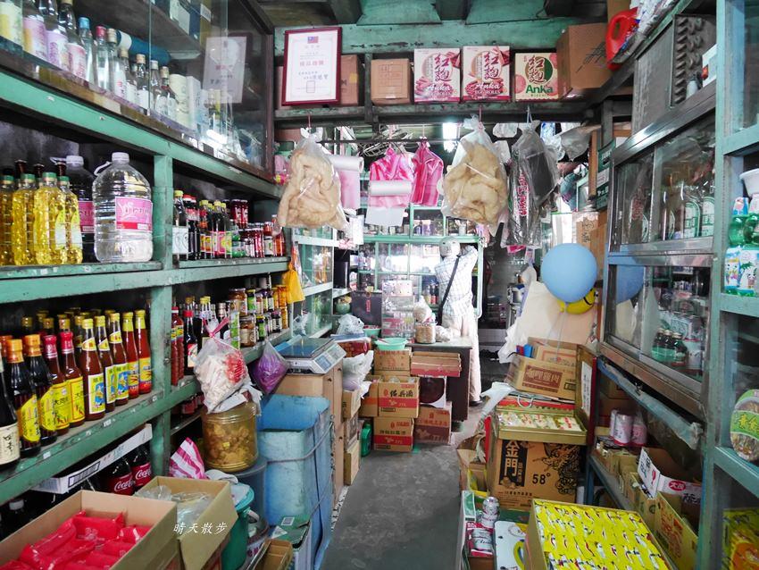 北港老街 協義𥴊仔店~朝天宮附近 百歲人瑞婆婆的百年柑仔店