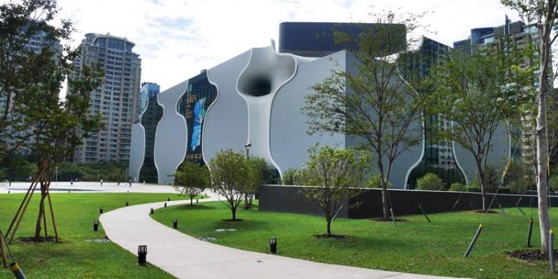 台中景點 台中國家歌劇院~台中必訪文青景點 地表最難蓋的建築 世界九大新地標建築 美景拍不完