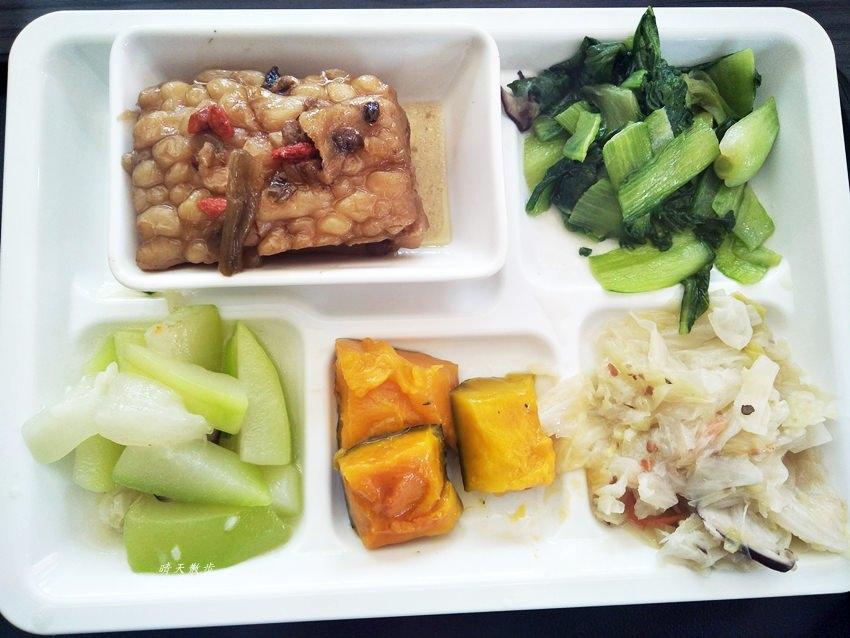豐原簡餐 一念之間蔬食館~蔬食自助餐、簡餐、咖啡、下午茶