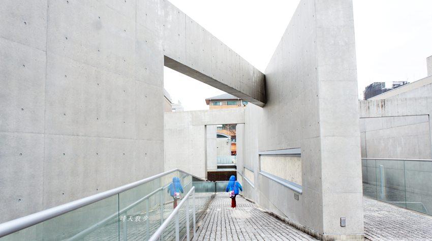 京都景點|京都府立陶板名畫之庭~安藤忠雄建築與世界名畫的展示 京都地鐵北山站 植物園旁