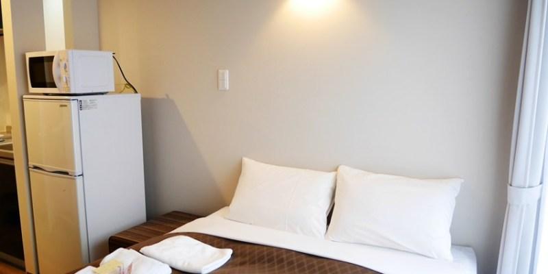 沖繩那霸住宿 N 的泊港邊旅館 N's Portside Tomari~附小廚房、洗衣機的公寓式酒店 近單軌電車美榮橋站
