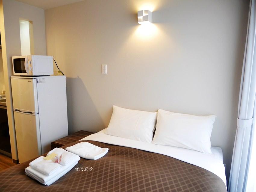 沖繩那霸住宿|N 的泊港邊旅館 N's Portside Tomari~附小廚房、洗衣機的公寓式酒店 近單軌電車美榮橋站