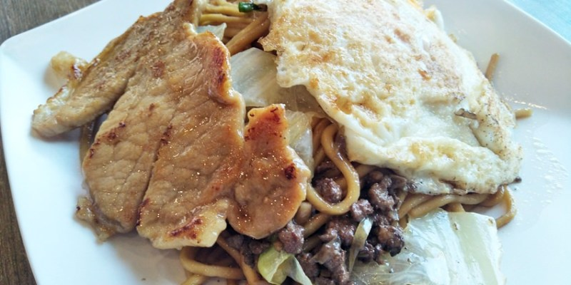 北屯早午餐 A-bao House阿寶晨食館台中興安店~平價中西式早午餐店 美味來自手作 漢堡、炒麵通通有