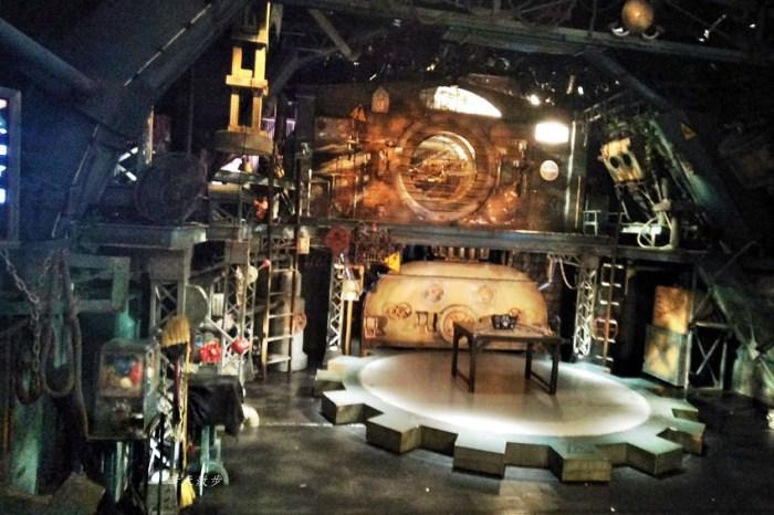 京都表演 齒輪Gear~京都超人氣無台詞舞台劇 結合街舞、默劇、雜耍、魔術、光雕投影 小孩、外國人也看得懂 會想二訪的精彩表演