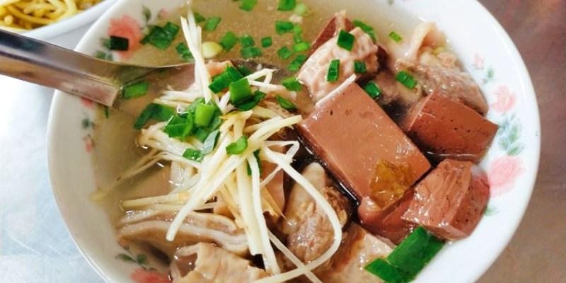 南屯小吃|佛心炒麵爌肉飯~巷弄裡的熱門早餐排隊店,炒麵、爌肉飯、綜合湯,料多味美!