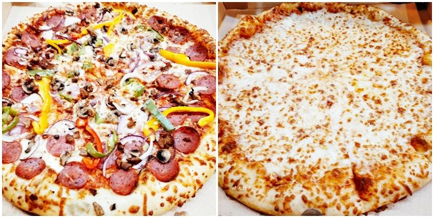 好市多 18吋大披薩只要300元,單片60元,免會員可買,聚餐方便,大推起司披薩!