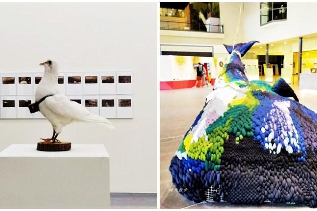 國美館展覽|禽獸不如─2020台灣美術雙年展 免費參觀 展至2021/2/28