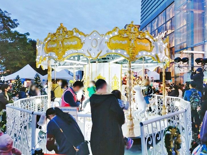 20201224162202 17 - 大遠百北歐夢奇境白金樂園~充滿耶誕氣氛的白色夢幻兒童遊樂園 拍照趁平日
