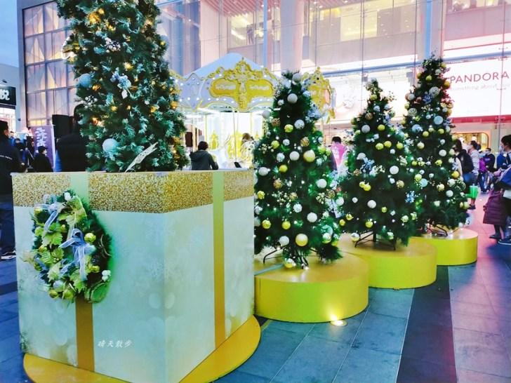 20201224162210 87 - 大遠百北歐夢奇境白金樂園~充滿耶誕氣氛的白色夢幻兒童遊樂園 拍照趁平日