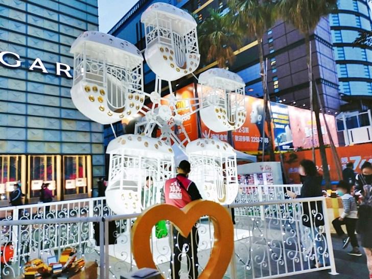 20201224162212 3 - 大遠百北歐夢奇境白金樂園~充滿耶誕氣氛的白色夢幻兒童遊樂園 拍照趁平日