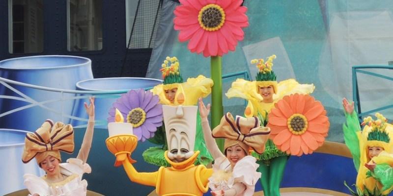 [日本]東京迪士尼海洋樂園∥美國海濱:開筵宴客A Table is Waiting~迪士尼必看逗趣表演,小孩笑哈哈