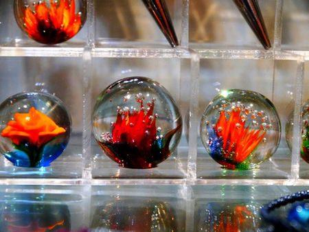 時間焠鍊 排灣琉璃~飾琉璃工作坊