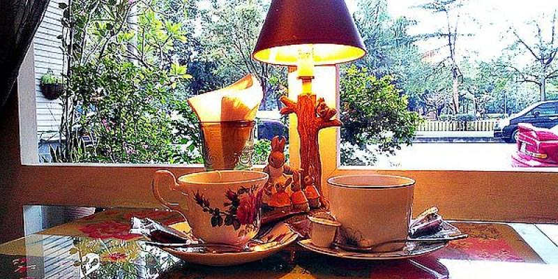 西區早午餐 薔薇蘿拉咖啡館~傳說中英式古典風的優雅早午餐